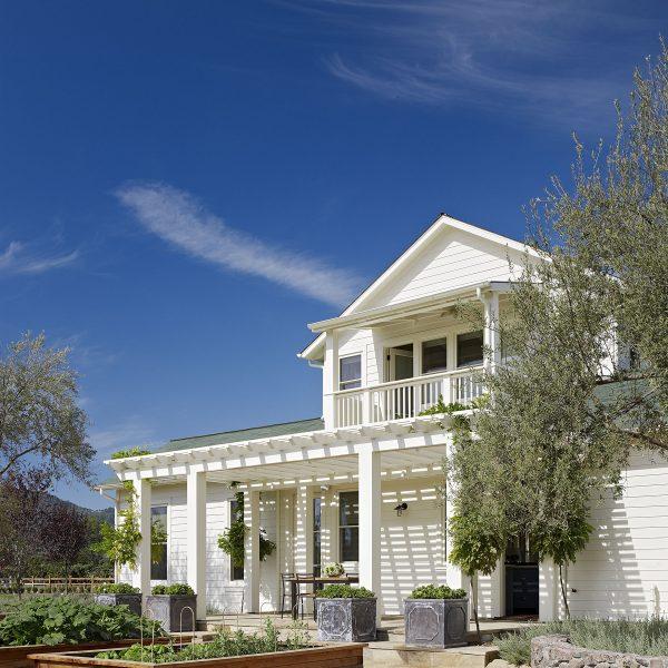 St. Helena Farmhouse