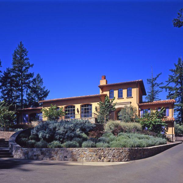 Healdsburg Villa