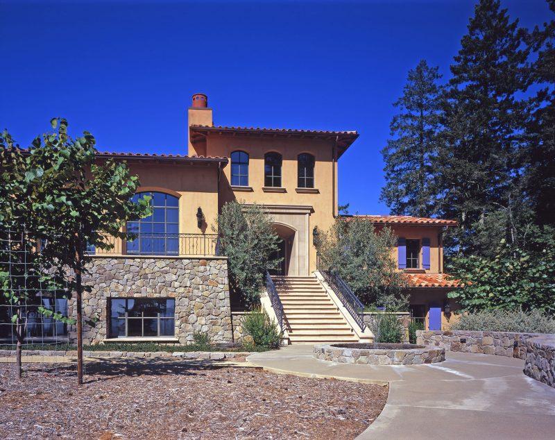 Healdsburg Villa Jim Murphy Amp Associates