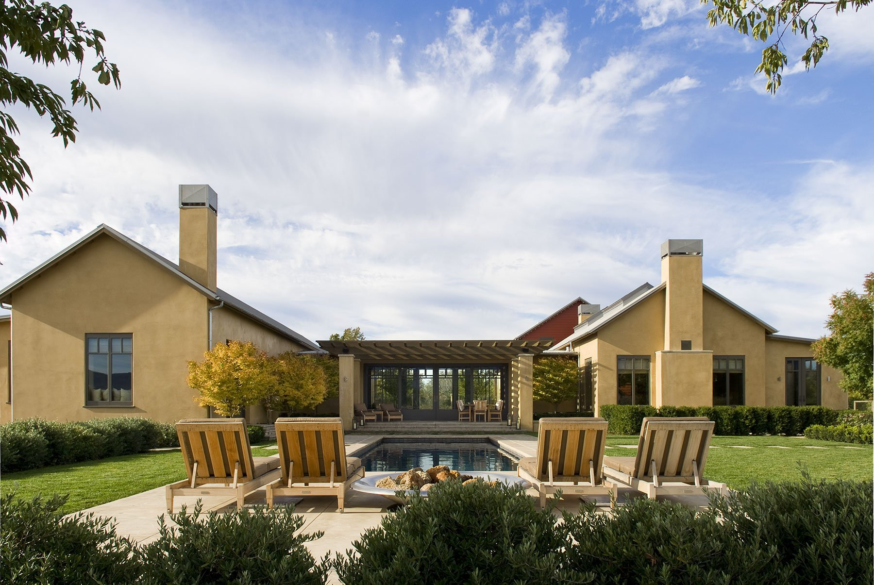 Napa Farmhouse Jim Murphy Amp Associates