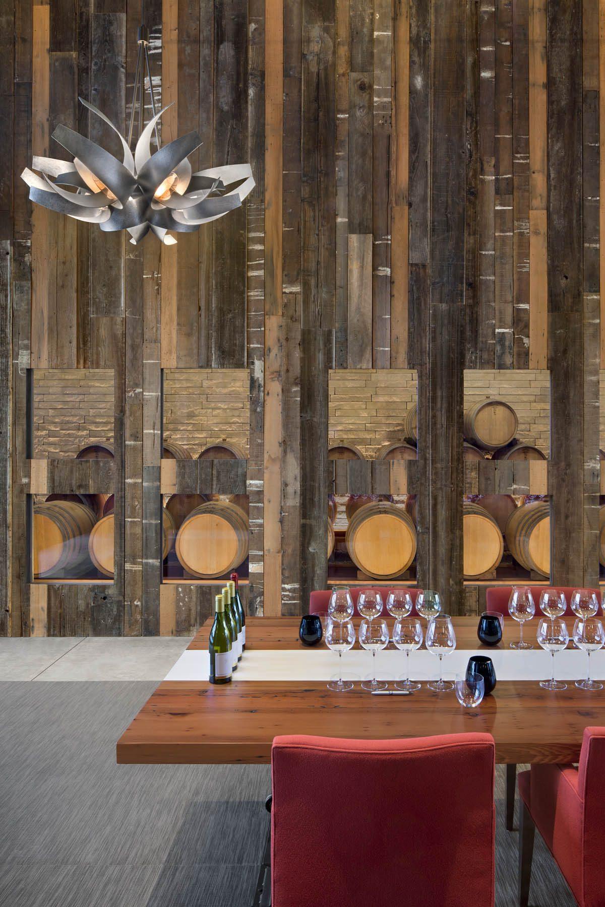 Kistler Vineyards Tasting Amp Cellar Barn Jim Murphy