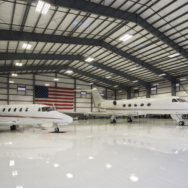 Vine Jet Hangar